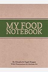 My Food Notebook Spiral-bound