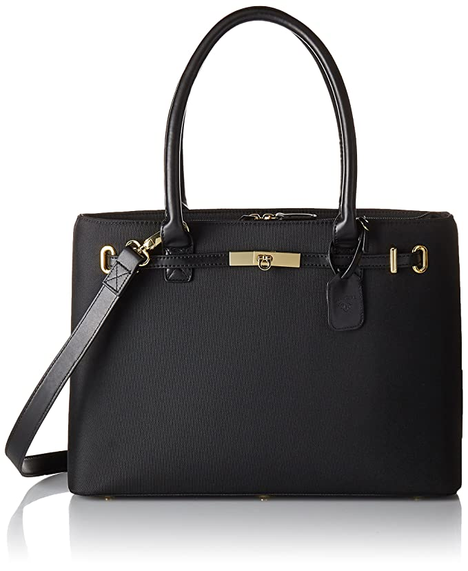 34200606725 Amazon.com: Women In Business Thoroughbred Laptop Tote - Black: Computers &  Accessories