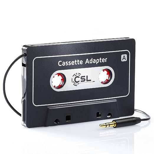128 opinioni per CSL HQ- Adattatore a cassette per autoradio AUX   Adattatore per le cassette