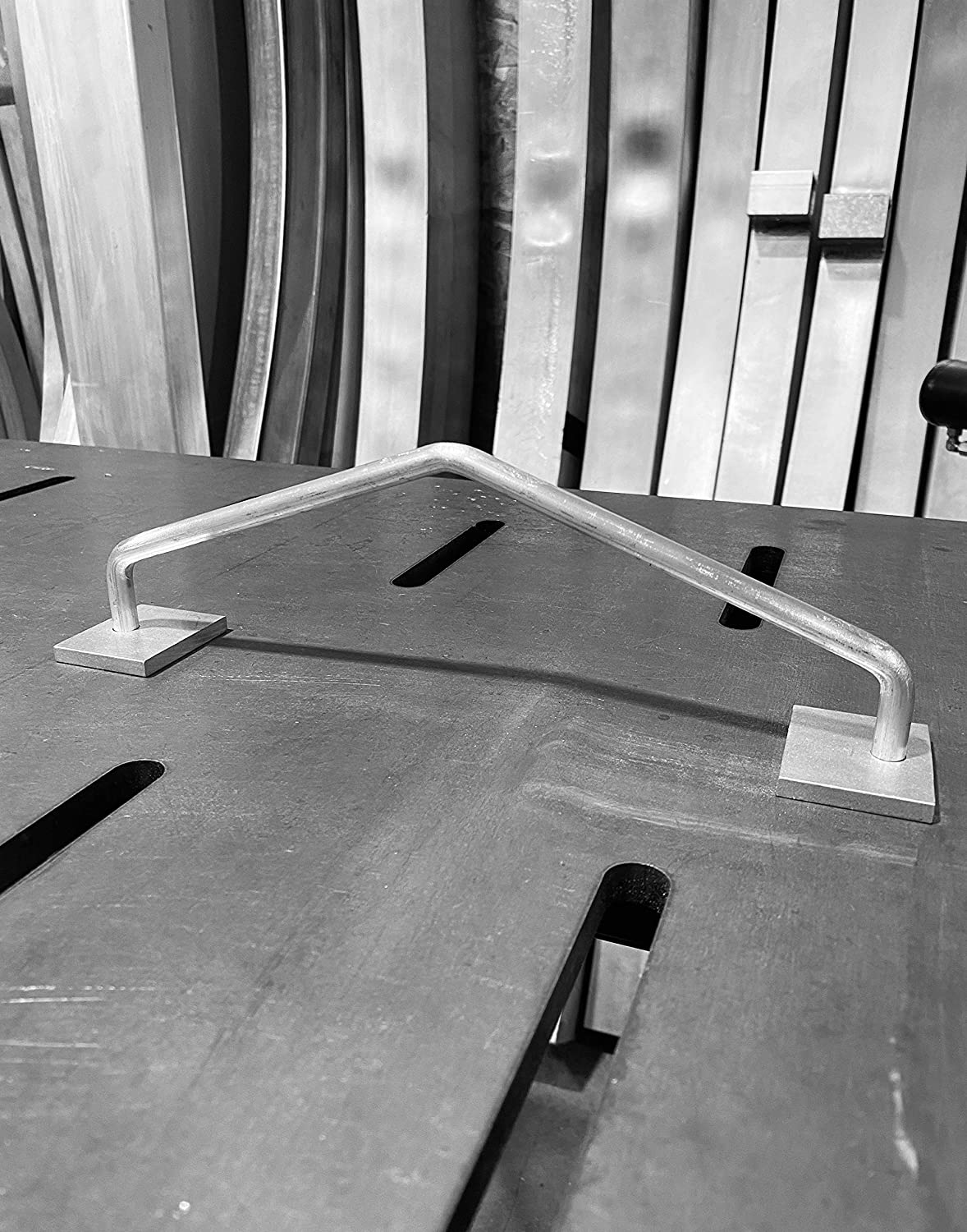 Handmade in The USA for Your Fingerboard ramps and Parks RealiT Rails Fingerboard Rail Arch
