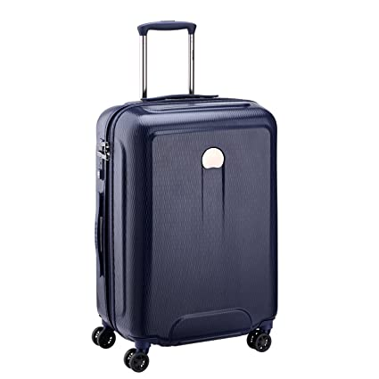 DELSEY Paris Helium Air 2 Maleta, 76 cm, 106 Liters, Azul ...