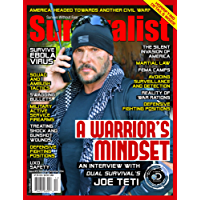 Survivalist Magazine Issue #19 - War Coming to American Soil! (English Edition)