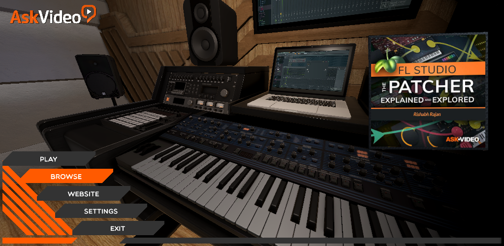 Patcher Course For FL Studio by Ask.Video 302: Amazon.es ...