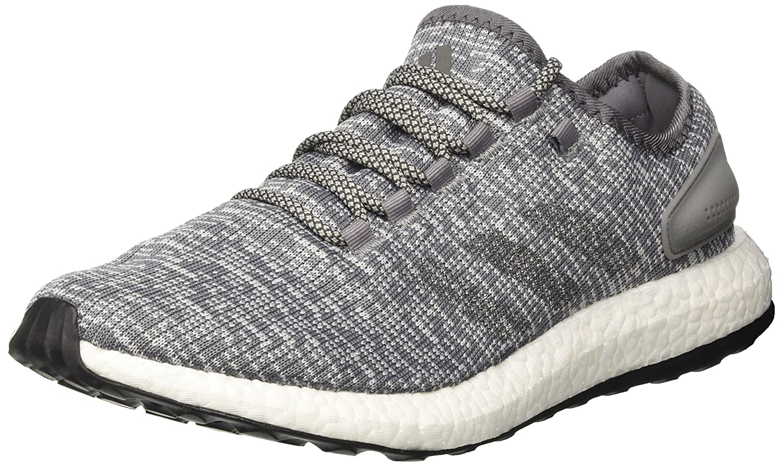 Scarpe Pureboost Grey/DGH Solid Grey/Clear Grey S12 17/18 Adidas