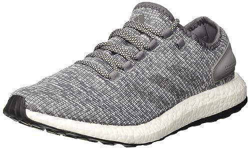 adidas Pureboost Zapatillas de Running, Hombre, Gris DGH Solid Clear Grey, 41 1/3 EU: Amazon.es: Deportes y aire libre