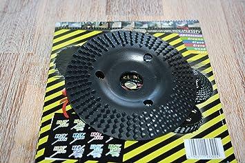 Gut R2 125 mm Scheibe Trennscheibe Flexscheibe Flex Holz  AM76