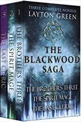 The Blackwood Saga: Books 1-3 (Boxed Set) Kindle Edition