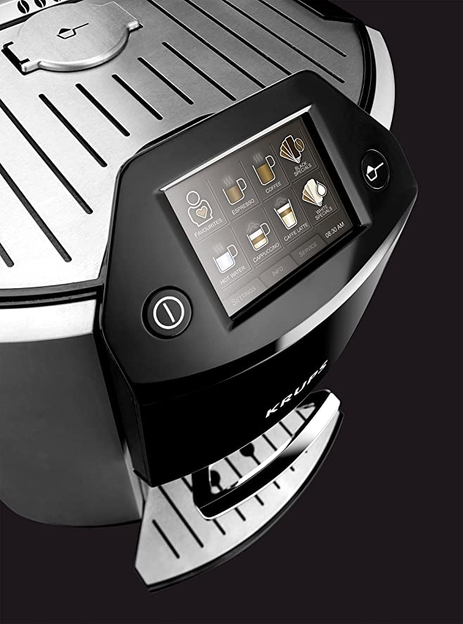 Amazon.com: KRUPS EA9010 Barista One Touch Cappuccino Super ...