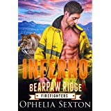 Inferno: A Redemption Enemies-to-Lovers Shifter Romance (Bearpaw Ridge Firefighters Book 10)