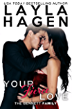 Your Fierce Love (The Bennett Family Book 7)