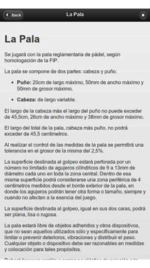 Amazon.com: Spanish Paddle Tennis Rules (Reglamento de Pádel ...