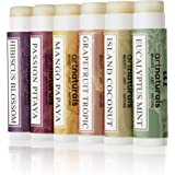 ArtNaturals Natural Lip Balm Beeswax, Assorted Flavors