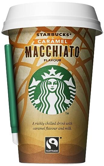 Starbucks Caramel Macchiato - 220 ml