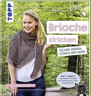 Noch Mehr Crasy Mosaik Tücher Stricken Amazonde Sylvie Rasch Bücher