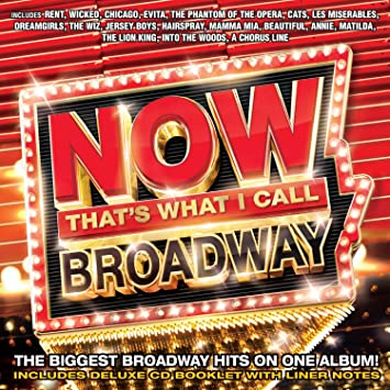 amazon now broadway various various artists 輸入盤 音楽