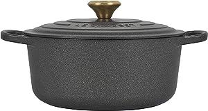 Le Creuset Signature Round Dutch Oven, 5.5 qt, Stone