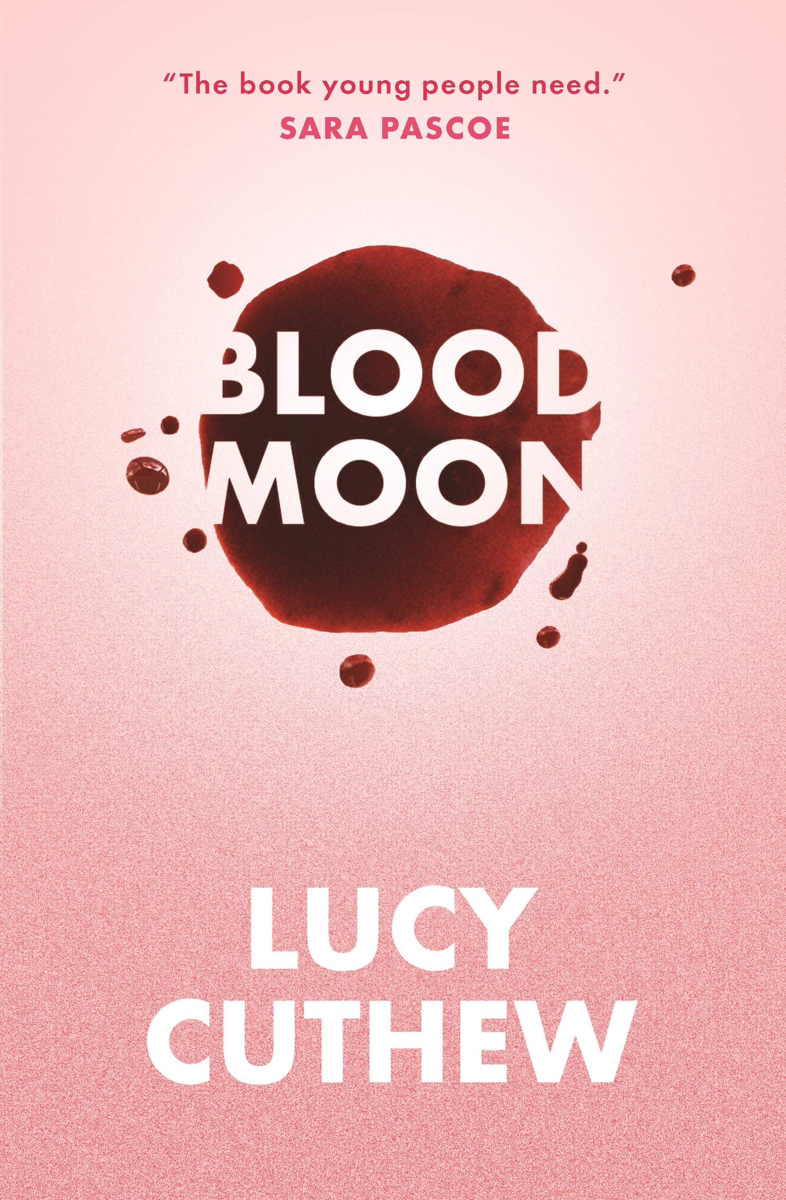 Blood Moon: Amazon.co.uk: Cuthew, Lucy: Books