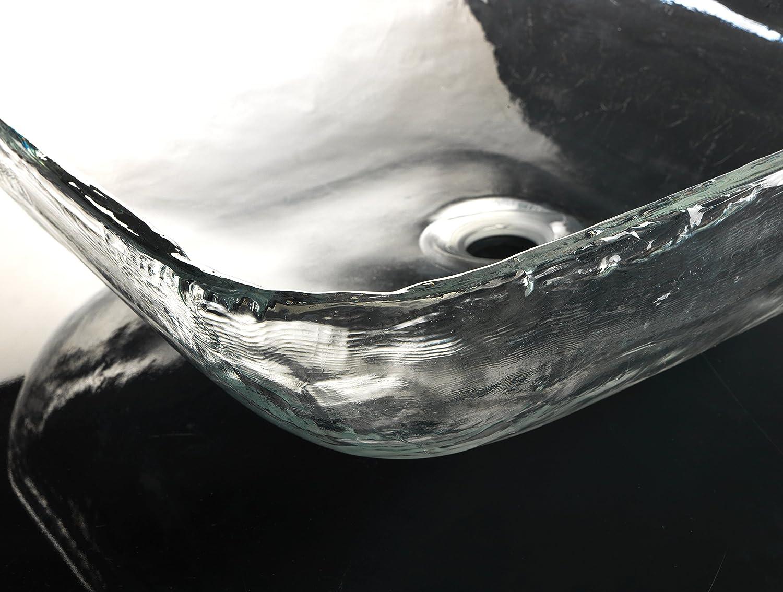 stilhaus arredo bagno - lavabo murano's 50x43x14hcm: amazon.it ... - Stilhaus Arredo Bagno Srl