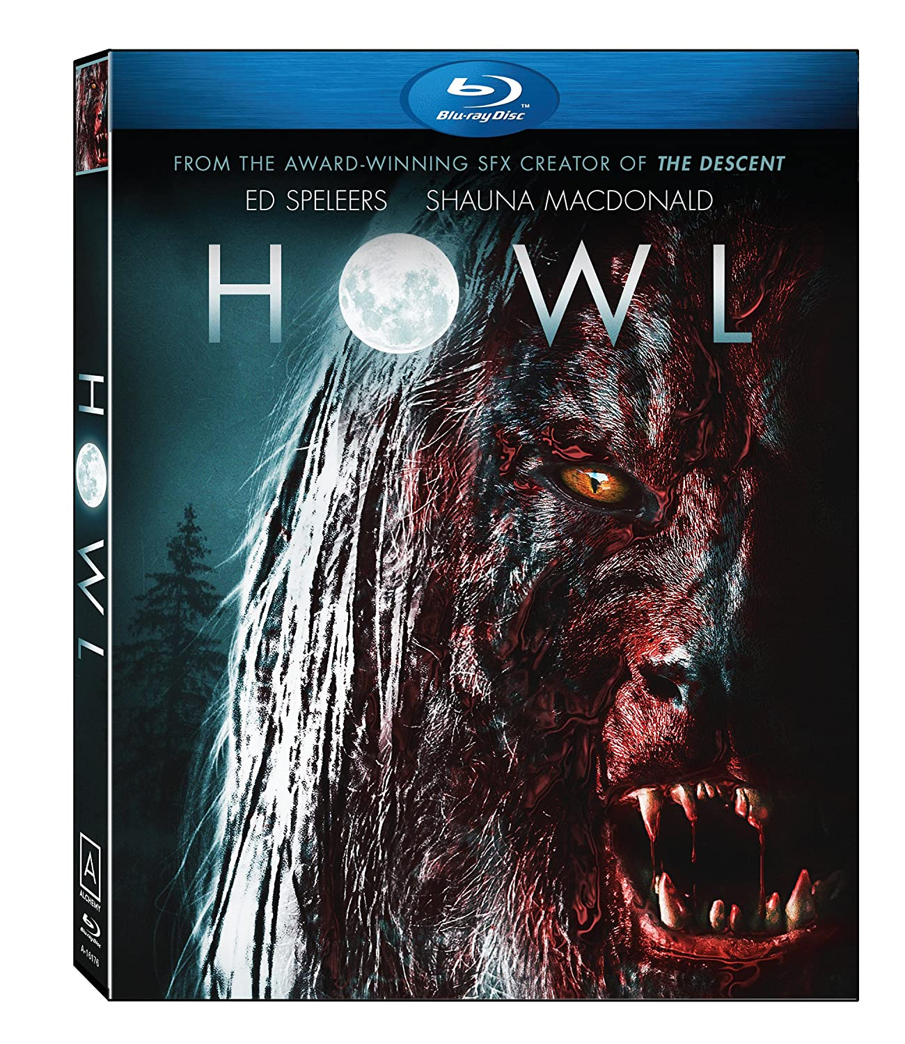 Howl (2015) 720p - BDRip - [Tamil-Telugu-Hindi-Eng] - 1GB - RD Lover Exclusive