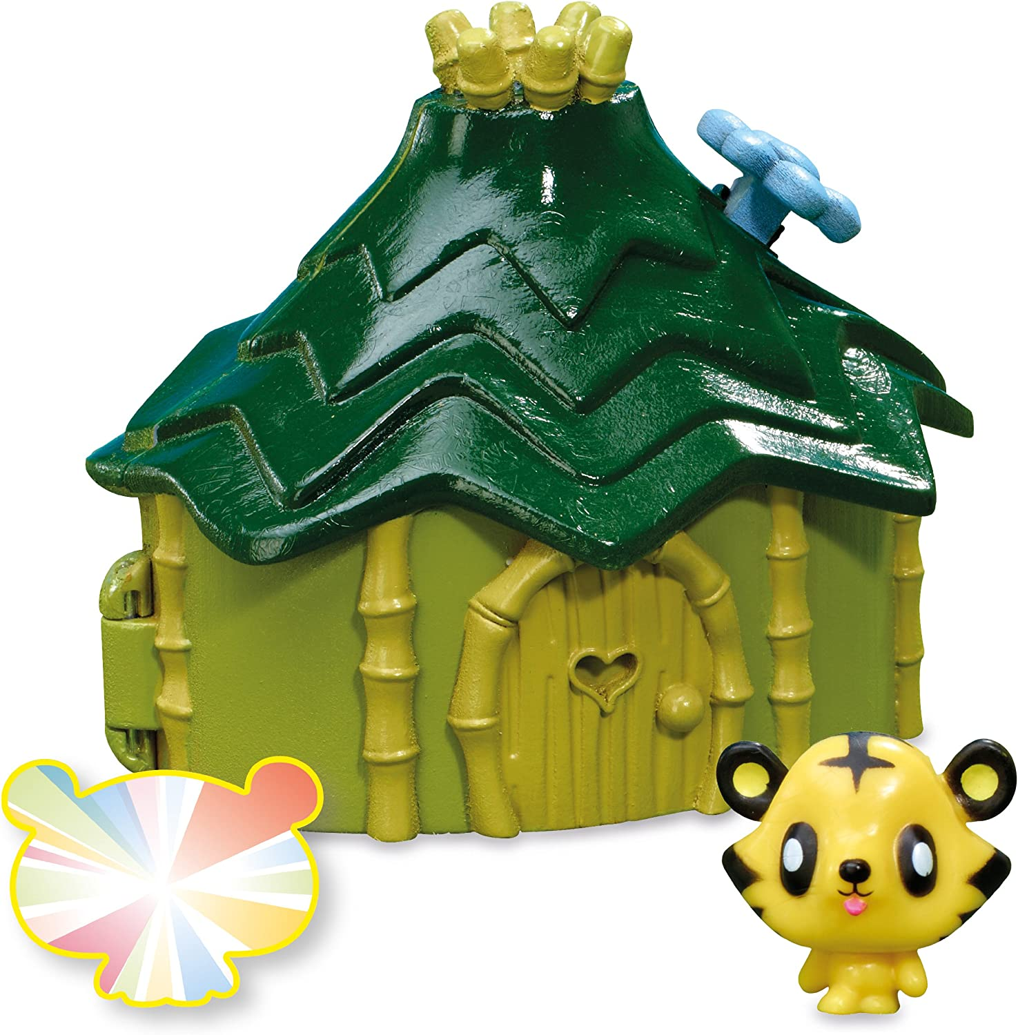 Moshi Monsters Moshling Habitats Beasties Selva Hut Toys Games