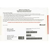 Microsoft GFC-02050 Windows 7 Home Premium SP1 64bit OEM System Builder DVD 1-Pack