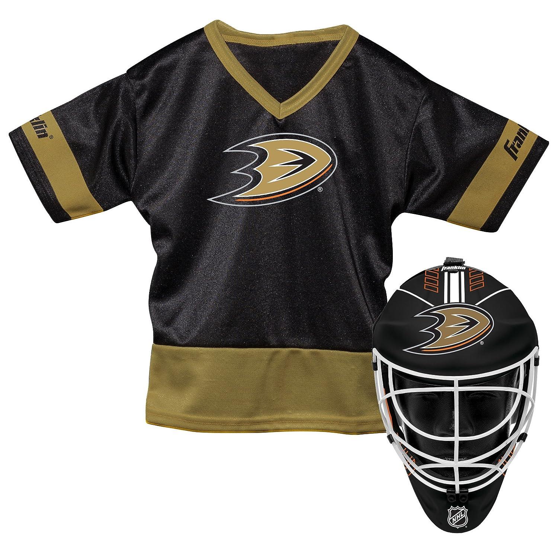 promo code b998e 0f0bf Franklin Sports NHL Chicago Blackhawks Youth Team Uniform Set