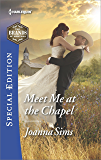 Meet Me at the Chapel (The Brands of Montana)