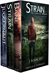 Strain: The Complete Trilogy Kindle Edition