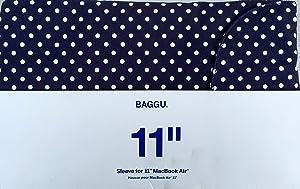 11inch BAGGU MacBook Pro Cushioned Sleeve Protector