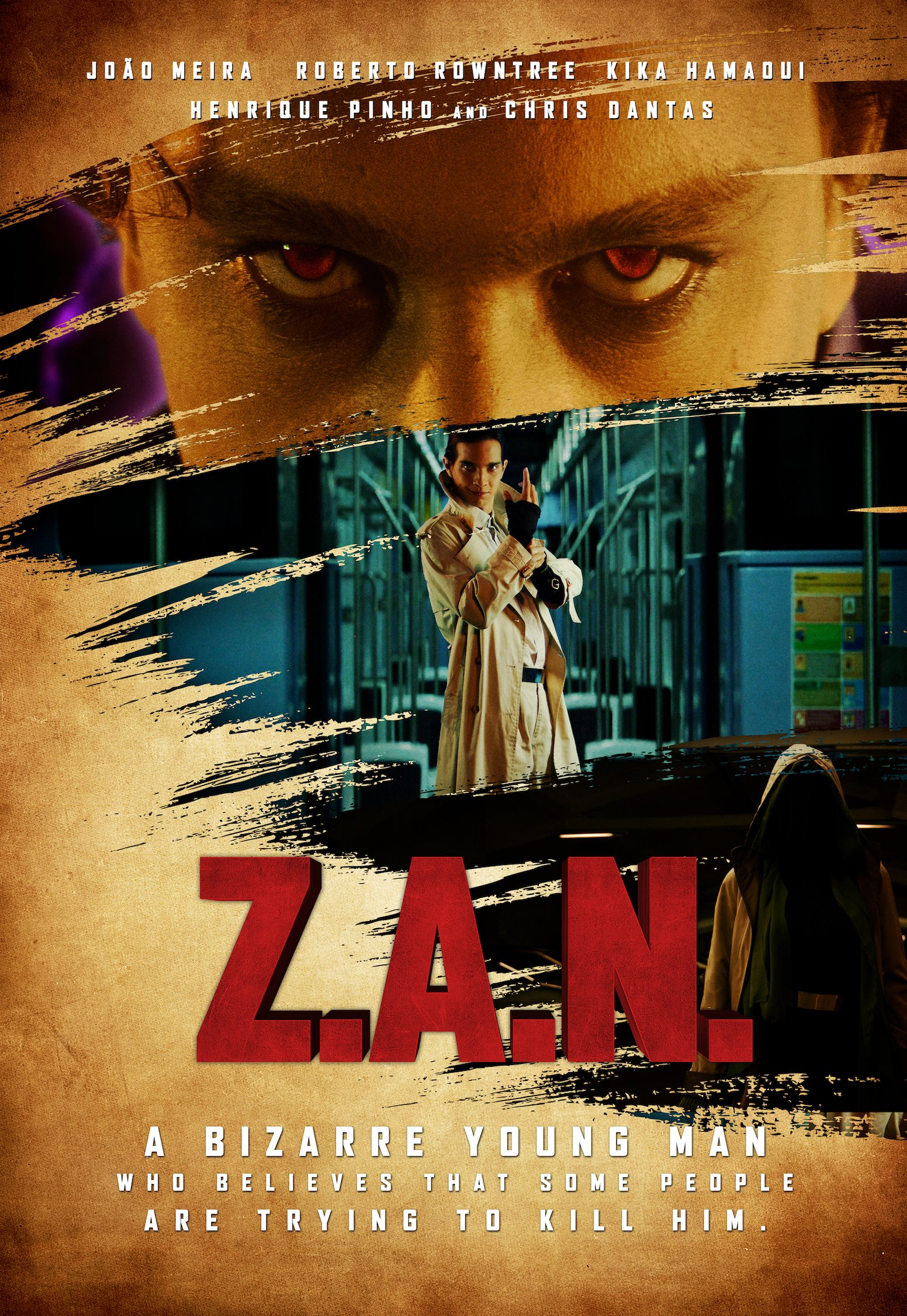 DVD : Z.a.n. (DVD)