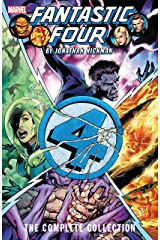 Fantastic Four by Jonathan Hickman: The Complete Collection Vol. 2 (Fantastic Four (1998-2012)) Kindle Edition