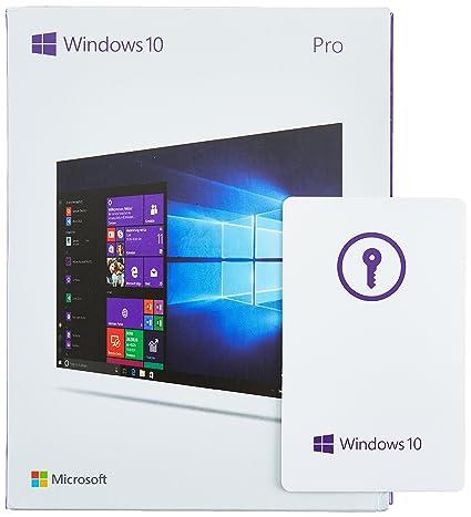 Microsoft Windows 10 Pro Usb Deutsch Amazonde Software