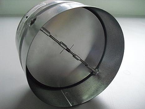 Ventilation-Nord BDS100 Válvula antirretorno para campana extractora: Amazon.es: Grandes electrodomésticos
