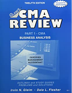 Gleim Cma 16th Edition Pdf