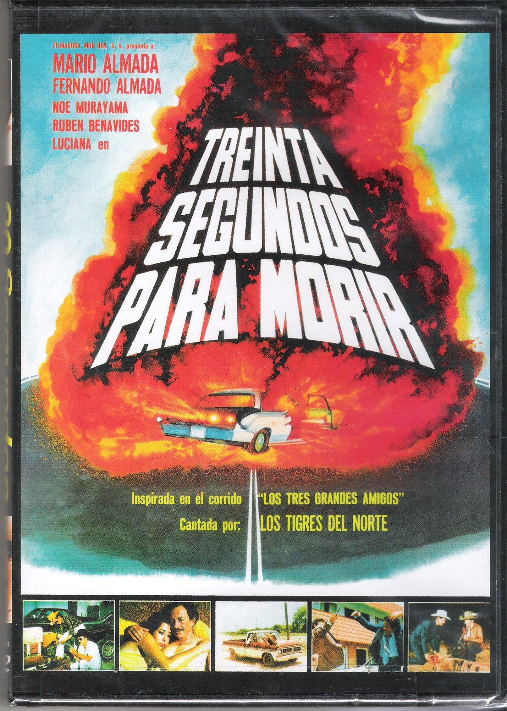 DVD : Treinta Segundos Para Morir