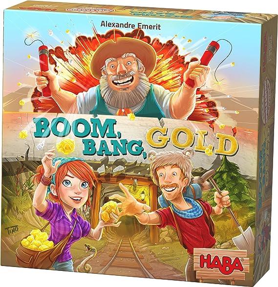 Boom, Bang, Gold: Amazon.es: Juguetes y juegos