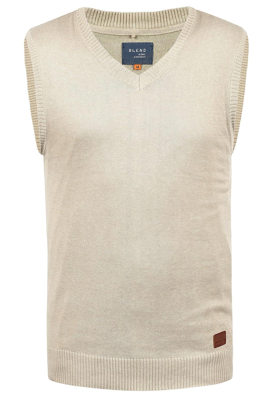 Blend Larsson Men's Sleeveless Pullover