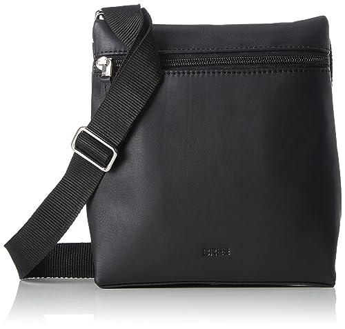ee945d2b5c4 BREE Vora 1, Black, Cross Shoulder S, Women's Bag, Schwarz (Black ...