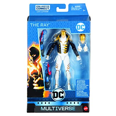 DC Comics Multiverse DC Rebirth the Ray Figure: Toys & Games