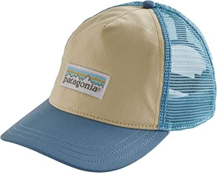 24ba6796 Image Unavailable. Image not available for. Color: Patagonia Women's Pastel  P-6 Label Layback Trucker Hat ...