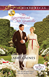 The Governess and Mr. Granville (The Parson's Daughters Book 2)