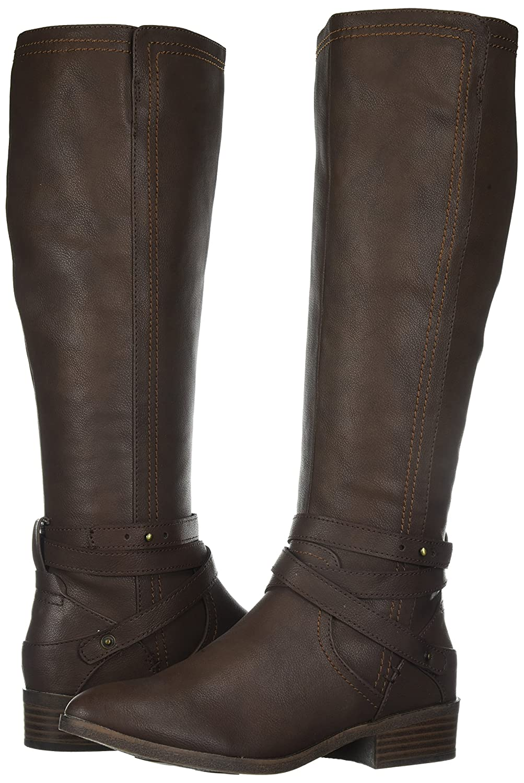 Fergalicious Women's Lennin Riding Boot B071VBXJQ6 8.5 B(M) US Brown