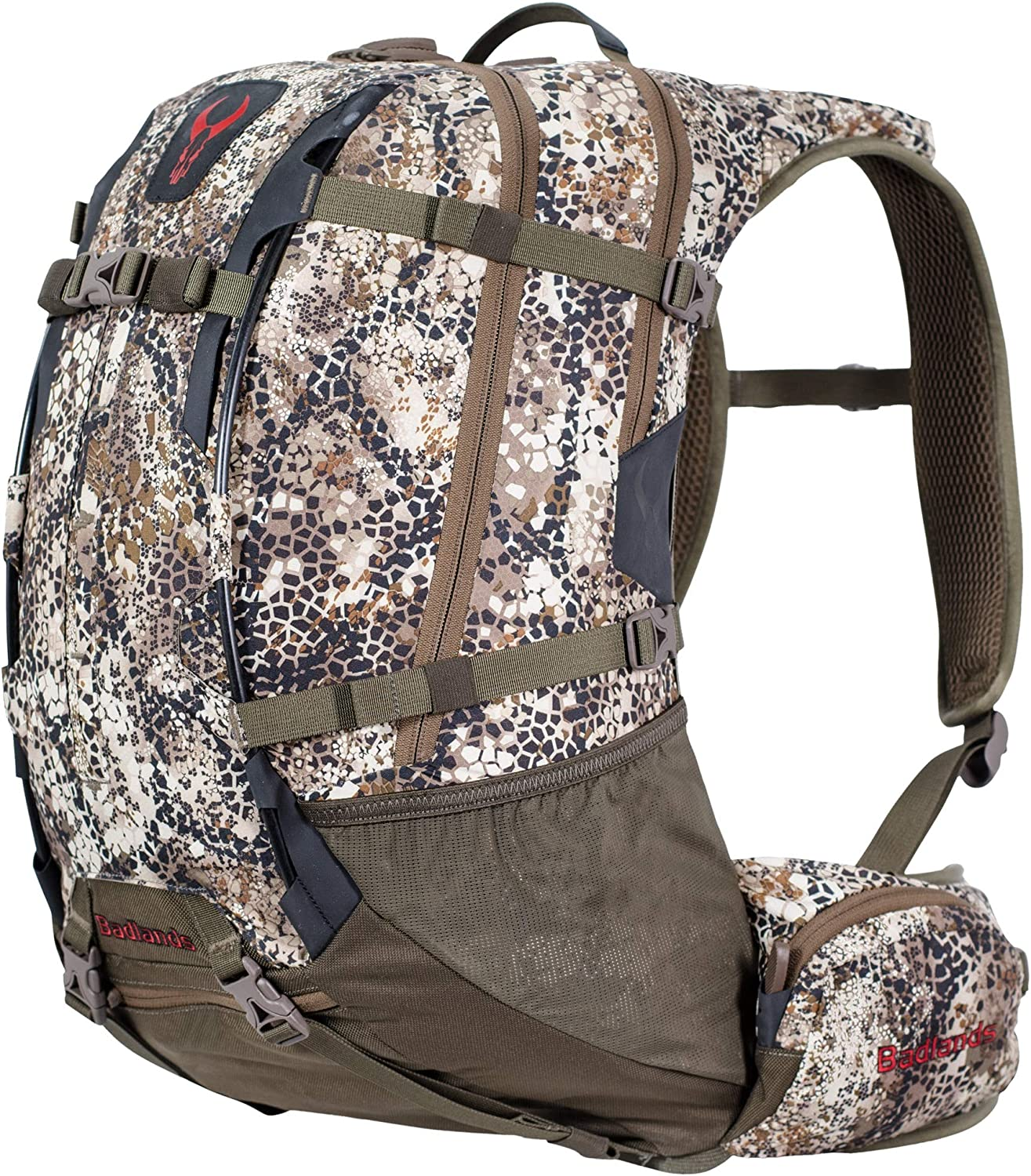 Badlands Dash Camouflage Day Pack for Hunting – Bow, Rifle, and Pistol Compatible