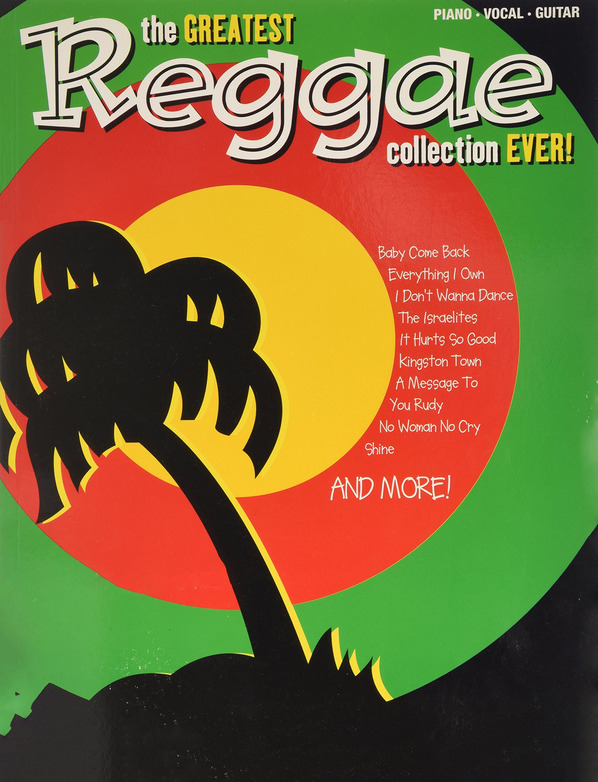 The Greatest Reggae Collection: Various Artists