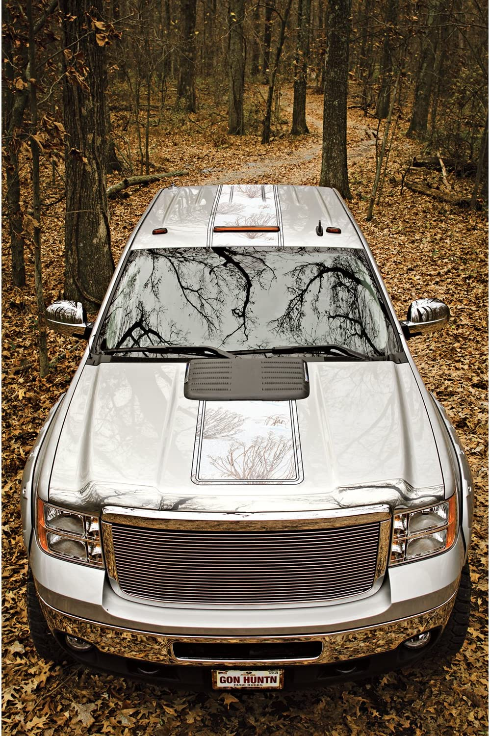 No-fade Hi-Def Single or Dual Many Patterns Mossy Oak Graphics Auto Stripe Decal Matte Finish Easy to Install Cast Vinyl