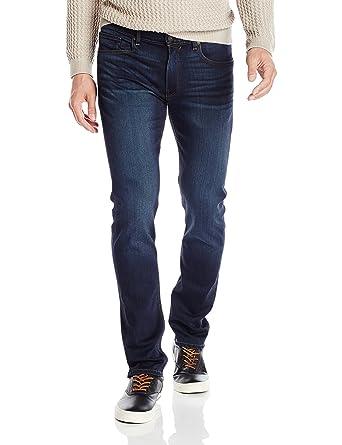 25e18e0b Amazon.com: PAIGE Men's Lennox True Skinny-Fit Jean in Ribgy: Clothing