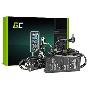 Green Cell® Fuente de alimentación para Asus F553 F553 m f553ma R553 r553l X453 x453 m X453MA x553 x553 m X553MA, Asus Zenbook Zenbook UX301 UX303 ...