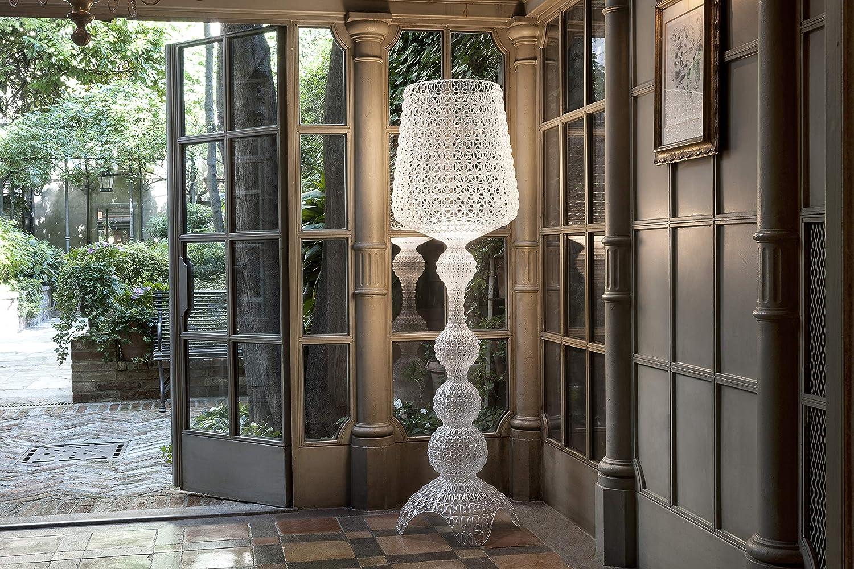 Applique bloom kartell cristal Ø made in design
