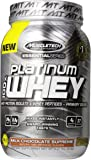 MuscleTech Platinum 100% Whey Protein Powder,  Milk Chocolate Supreme,  2.01 lbs (910g)