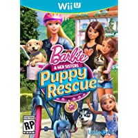Barbie Puppy Rescue - Wii Standard Edition